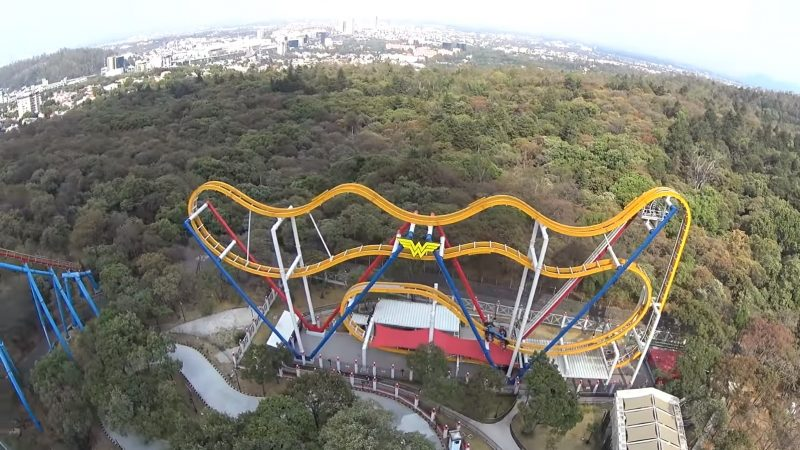Wonder Woman - Six Flags México